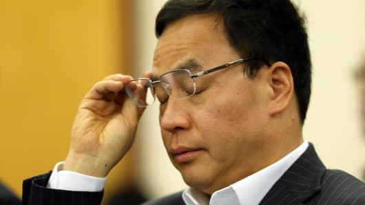 Li Hejun, Hanergy Holding Group