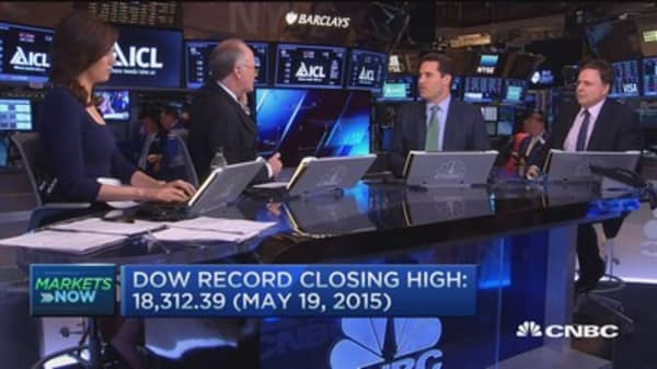 Vulnerable markets ahead of rate hike