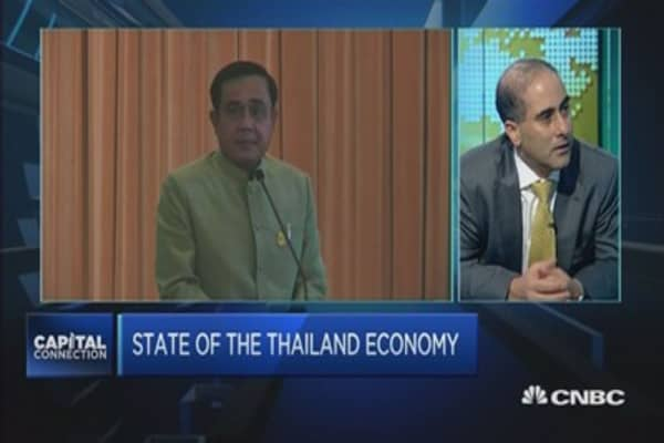 Why Nomura cut its 2015 GDP forecast for Thailand