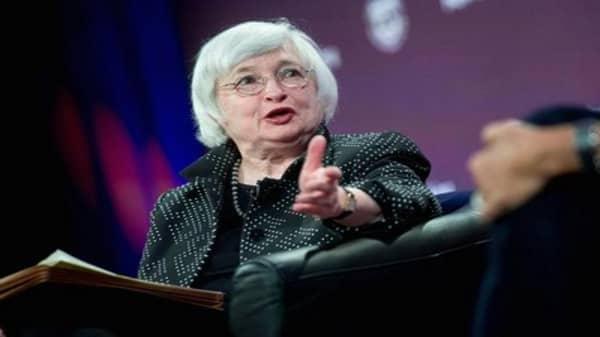 Yellen on deck as stocks head for positive week
