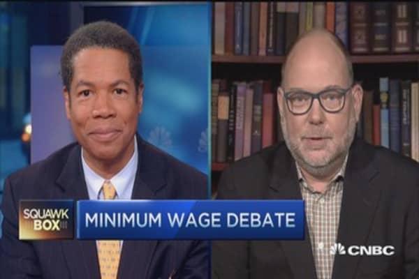 Doing the math on minimum wage