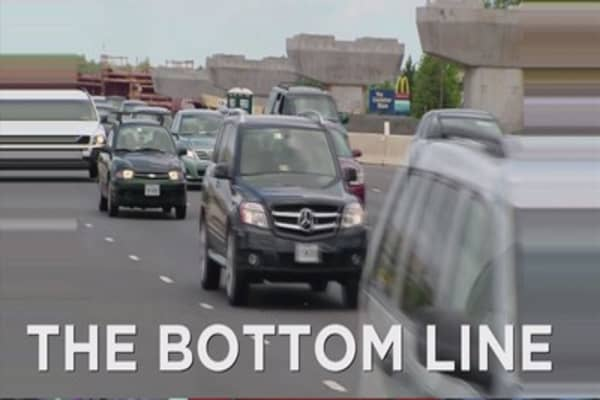 Prepare for holiday traffic this weekend