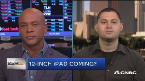9to5: iPad split screen coming