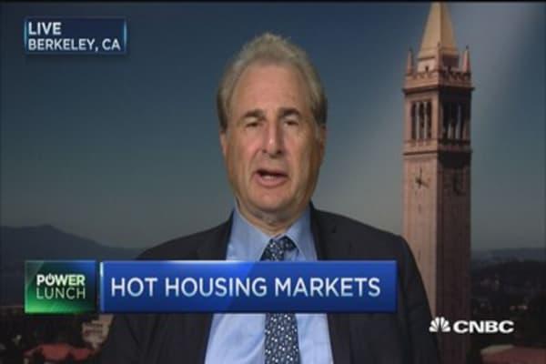 A pricey San Francisco housing market