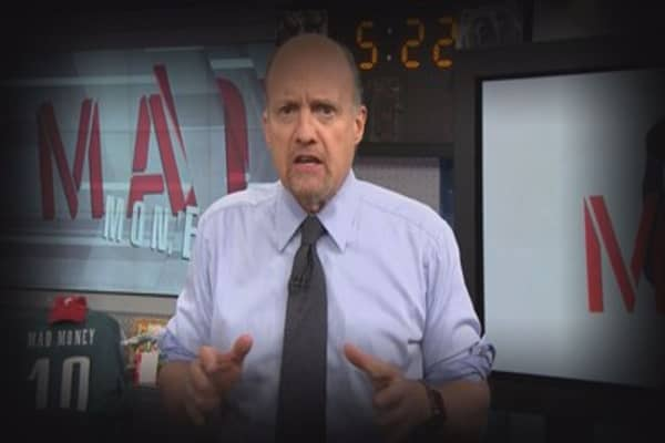 Cramer shuts down this market's haters