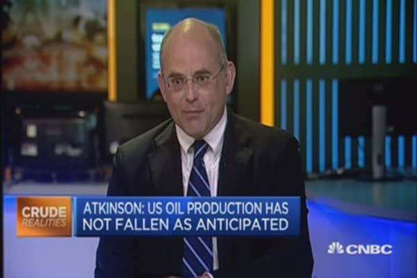 Why the oil price is not moving...for now