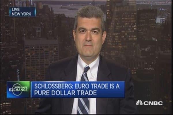 Yellen not as hawkish as market thinks: Schlossberg