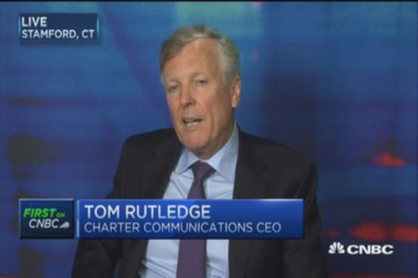 Charter CEO: Deal very different from TWC/Comcast