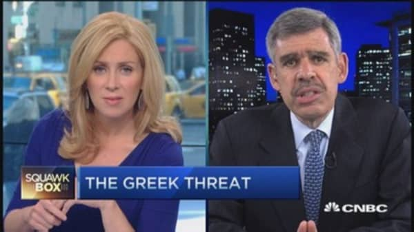 This could create an 'air pocket' in stocks: El-Erian