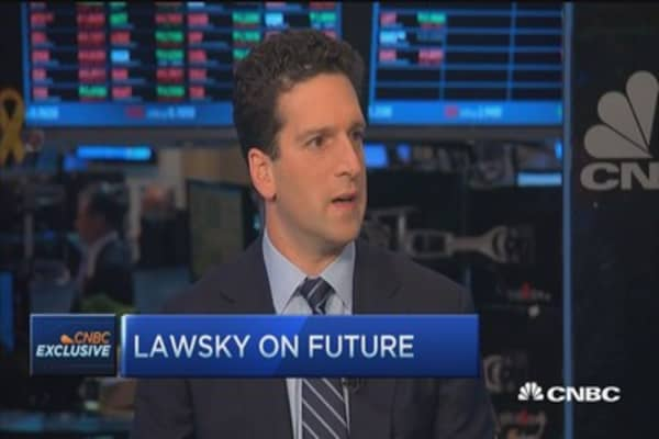 Lawsky: One thing I wish we'd done earlier in my tenure...