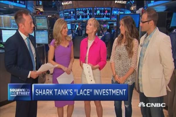 How to nail a Shark Tank pitch