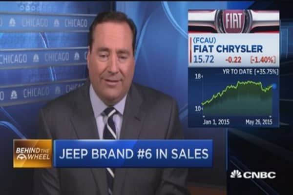 Hot Memorial Day for auto sales