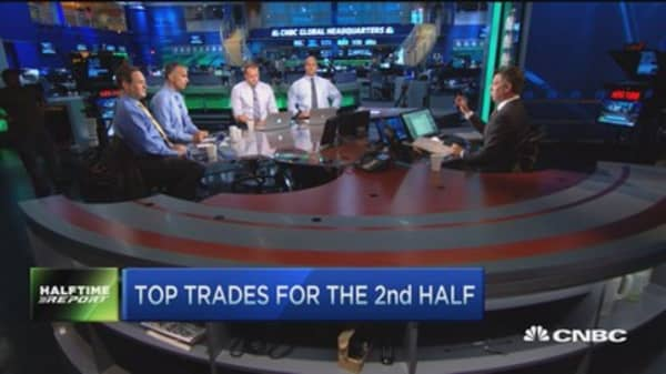 Top trades for the 2nd half: Dollar, banks & more
