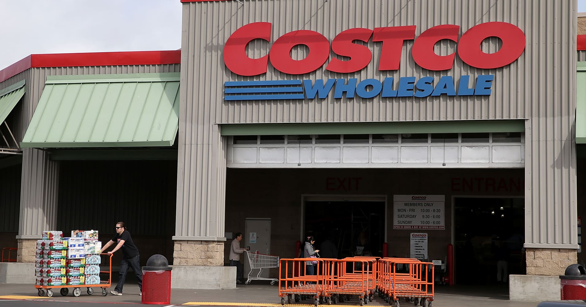 Costco Upgraded By Wells Fargo Predicts Special Dividend Soon