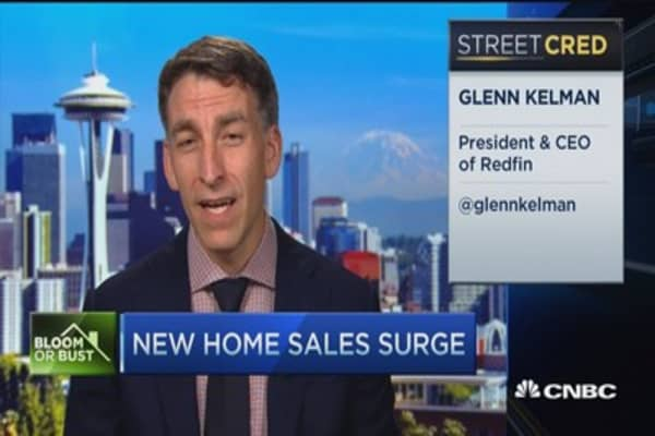 Strong sellers market: Redfin CEO