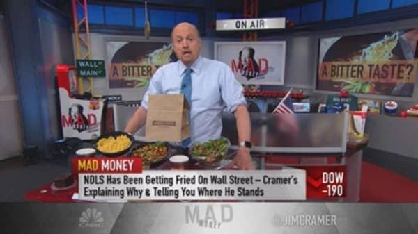 Cramer: Avoid this restaurant stock