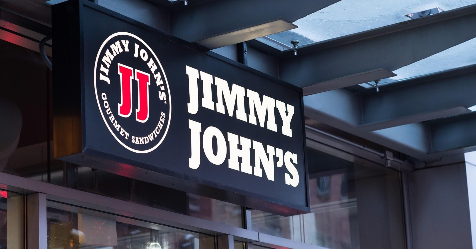 Sandwich chain Jimmy John's prepares IPO: Sources