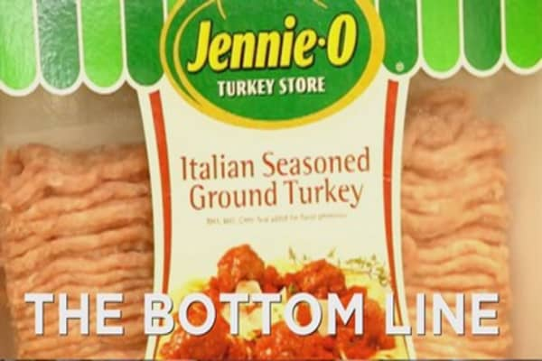 Hormel buys Applegate farms