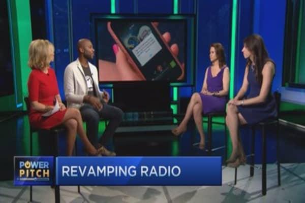 Revamping radio