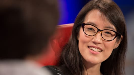 Ellen Pao at Code Conference on May 27, 2015.