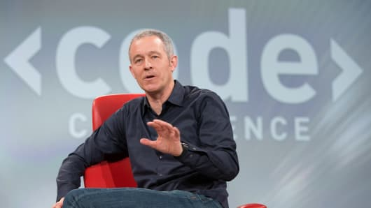 Jeff Williams at Code Conference on May 27, 2015.