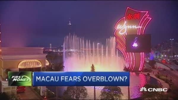 Macau fears overblown?