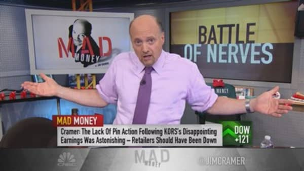 Cramer: The reversal of the reversal