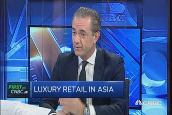 SMCP CEO: Why Asia looks 'promising'