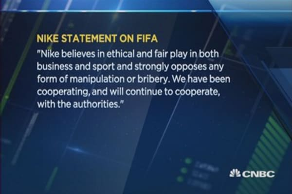 Visa may reassess FIFA sponsorship
