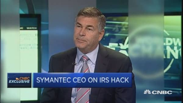 Hackers are becoming more sophisticated: CEO