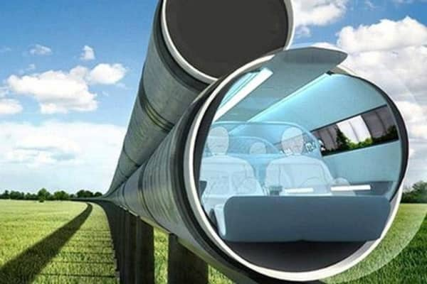 Elon Musk's hyperloop begins testing
