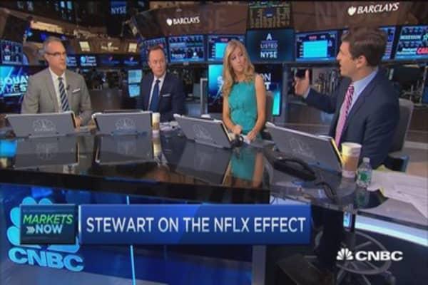 Call it the Netflix effect: NYT's Jim Stewart