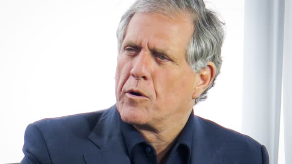 Les Moonves at 2015 Code Conference.