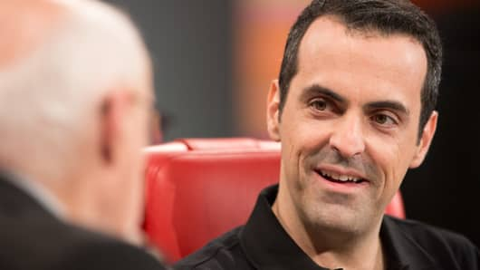 Hugo Barra at 2015 Code Conference on May 28, 2015.