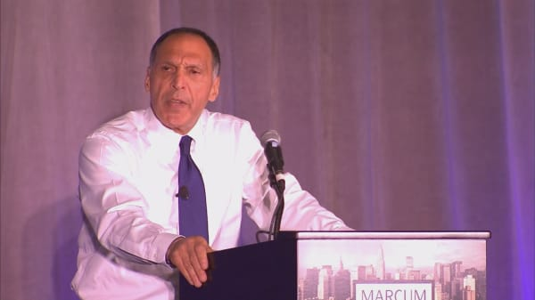 Former Lehman Brothers' CEO, Dick Fuld