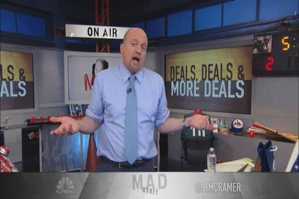 Cramer: There are 2 markets right now