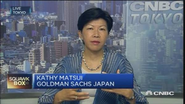 Why Japan Inc needs to share its wealth