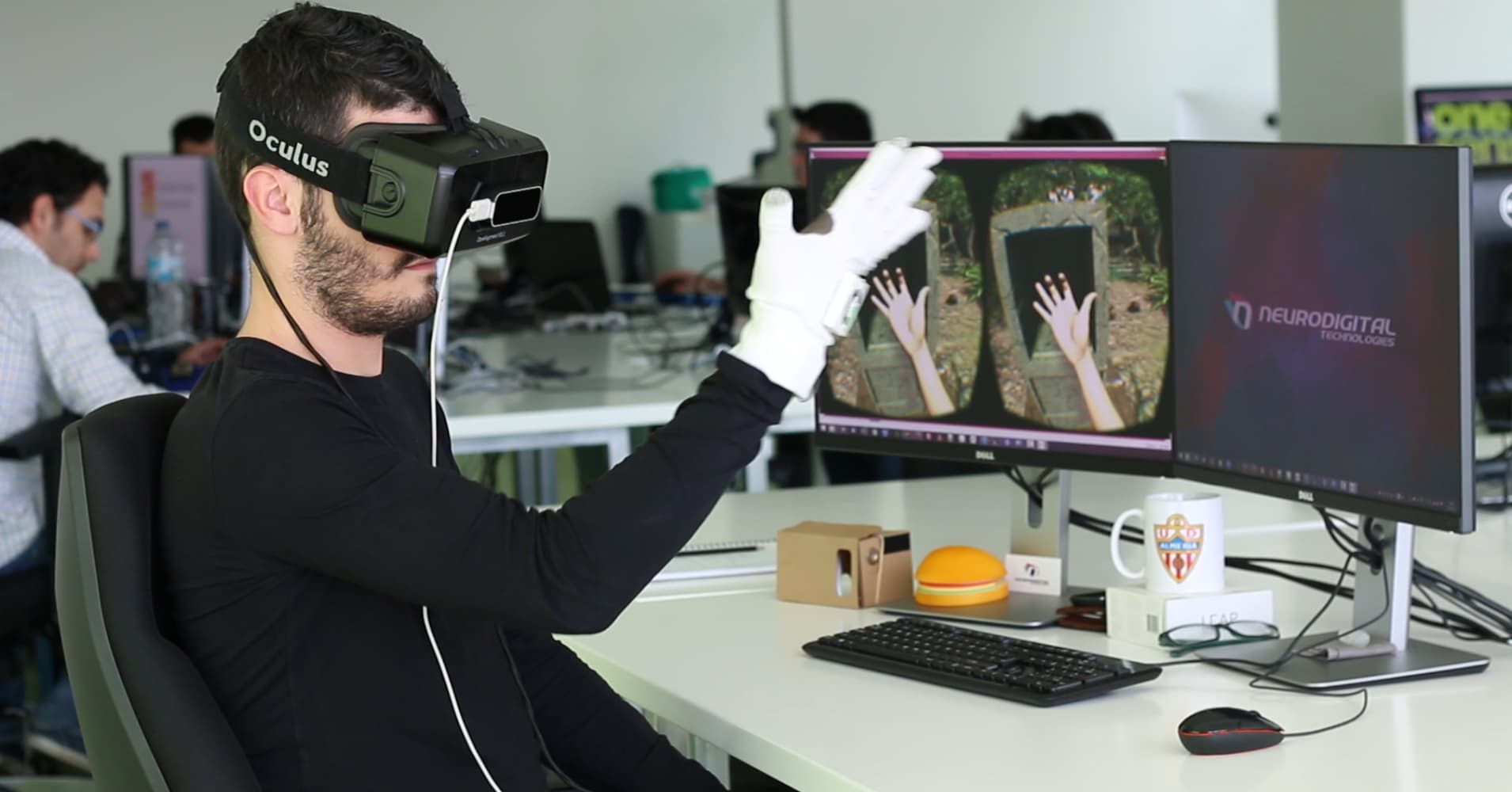 Virtual Reality Is Helping Stroke Patients To Walk