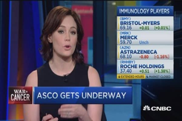 ASCO targets war on cancer