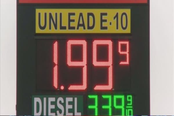 Gas demand increases as Americans hit the road