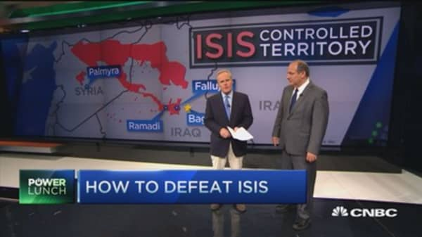 How to defeat ISIS