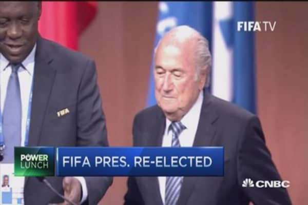 Skins CEO calls for reform within FIFA