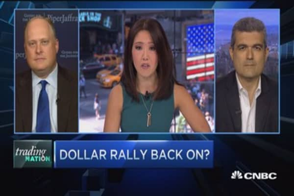 Yellen lit a fuse under dollar: Pro