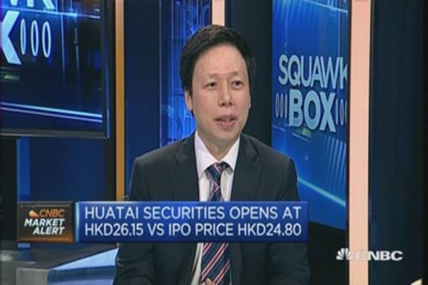 Huatai IPO in for some retail selling: Pro