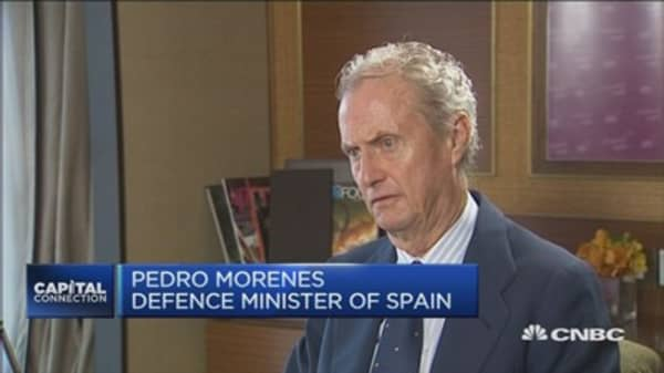 Spain defense minister: Airbus crash is isolated case