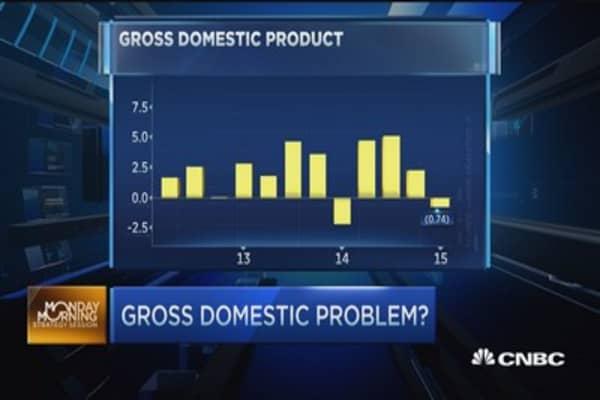 US economy 'basking in mediocrity: Peter Boockvar