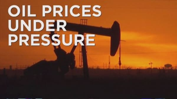 Oil prices pushed lowered by Opec