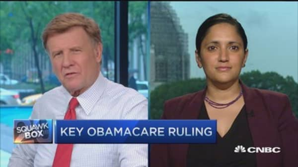 Obamacare unraveling could be lose/lose for both sides: Kavita Patel
