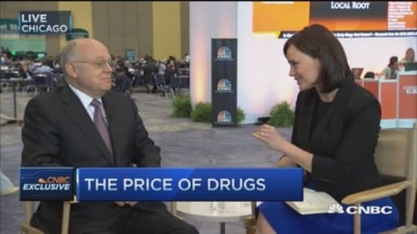 Pfizer CEO: Ibrance drug well received by physicians
