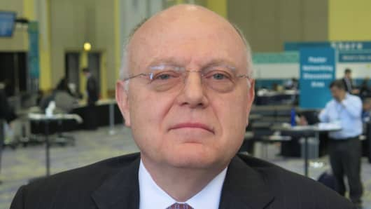 Ian Read, CEO of Pfizer.